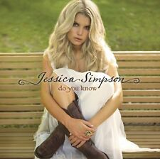 Jessica Simpson : Do You Know [cd + Dvd] [us Import] CD (2008)