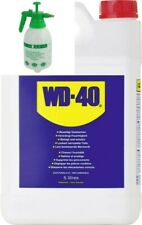 WD40 5 LITRE PACK INCLUDES FREE PRESSURE SPRAYER APPLICATOR  2LT PUMP ACTION