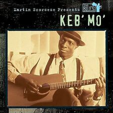 Keb Mo Martin Scorsese Presents The Blues CD ***NEW***