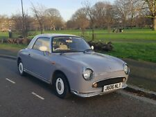 Nissan Figaro original chrome sill rear end caps x 1 good used condition