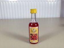 Mignonnette mini bottle non ouverte punch rhum goyavier