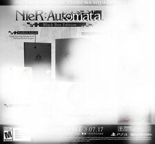 Nier: Automata Collectors Edition Black Box Art book very rare  IN STOCK