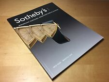 Magazine SOTHEBY'S - Patek Philippe - New York - 6 March 2002 - ENG - N07765