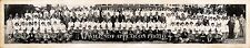 "1929 8th Grade Graduates Harrisburg IL Vintage Panoramic Photo 35"" Long"