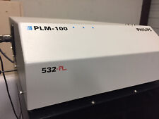 Philips Plm-100 Photoluminescence Mapping System / 532nm Doubled Yag /4 Mo.Wrty