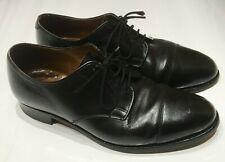 Joseph Cheaney 'Thirsk' Black Leather Oxford Shoes - SIZE UK 8