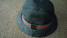 """Authentic Men's """"Gucci"""" Rain Hat"""