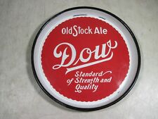Vintage/Antique Porcelain Dow Old Stock Ale Beer Tray