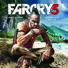 Far Cry 3 - Original Video Game Soundtrack - Brian Tyler (NEW CD)