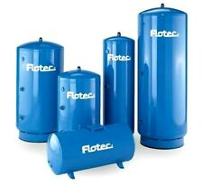 Pentair Flotec Fp7200 12 Gallon Air Over Water Pressure Tank Horizontal