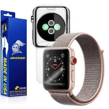 ArmorSuit - Apple Watch 38mm (SERIES 3) Screen Protector + Full Body
