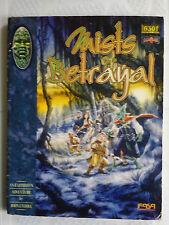 Brumas de traición earthdawn tierra juego de rol RPG de fantasía amanecer Fasa