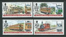 ISLE OF MAN 1995 SNAEFELL MOUNTAIN RAILWAY, FINE USED