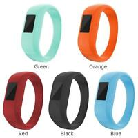 Soft Silicone Watch Band Bracelet Wrist Strap for Garmin Vivofit JR Smart Watch