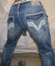 New Men Gage AFFLICTION Jeans Color snowmass Size 36