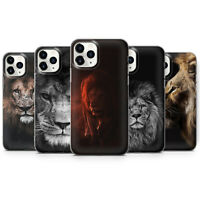 Lion, King Phone case cover fits for iPhone 11, 6, 7, 8, xr, XS, SE, 11 Pro, X,