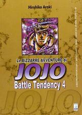 Le Bizzarre Avventure di Jojo 7 - Battle Tendency 4 - Star Comics ITALIANO NUOVO