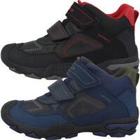 GEOX J Buller B ABX E GS Schuhe Kinder Outdoor Boots Mid Sneaker J949WE0MEFUC