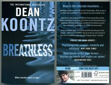Breathless by Dean Koontz (Paperback, 2010)