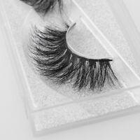 Luxury 3D Handmade Mink Eyelashes Long Layered Wispy Dramatic Volume Lashes