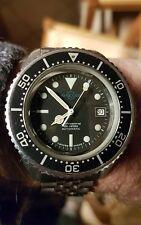 Auricoste Spirotechnique montre Ref.906.21.05 Sub Automatic Diver Watch Marine