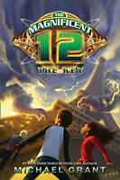 Grant, Michael, The Key (The Magnificent 12, Book 3), Very Good Book