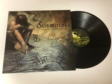 SILVERSTEIN AUTOGRAPHED SIGNED VINYL ALBUM 4 WITH EXACT SIGNING PICTURE PROOF
