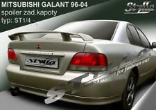 SPOILER REAR BOOT MITSUBISHI GALANT WING ACCESSORIES 2 types