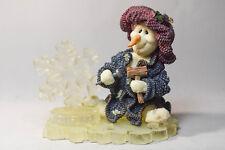 Boyds Bears: Flakey . Ice Sculptor - # 36504 - 1st Edition - 1E/3105