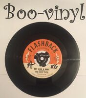 "The Box Tops - Cry Like A Baby FLASHBACK 7"" Single: RARE U.S. PRESSING Ex Con"