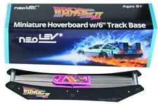 Back to the Future Miniature Levitating Hover Board W/Base by Neolev #smay16-83