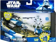 Star Wars Barc Speeder Bike with Clone Trooper Jesse Vehicle & Action Figure