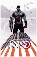 Captain America: Sam Wilson Vol. 3: Civil War II  VeryGood