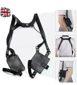 Anti-Theft Underarm Shoulder Bag Hidden Strap Wallet Security Holster Concealed