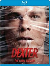 Dexter: The Complete Final Season [Blu-ray] NEW!