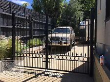 Steel Industrial Fence Gates For Sale Ebay
