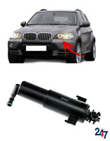 FRONT HEADLIGHT WASHER JET LEFT N/S COMPATIBLE WITH BMW X5 E70 2007 - 2013