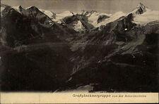 Großglockner Österreich Tirol AK ~1900 Blick von Schmittenhöhe Verlag Würthle