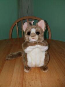 "Hansa Adult Tarsier # 3964 9"" Plush Stuffed Animal 1999 NWT NEW"