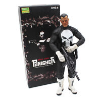 Crazy Toys The Punisher War Zone Frank Castle PVC Action Figure Model Toy