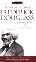 Narrative of the Life of Frederick Douglass (Signet Classics) by Frederick Dougl