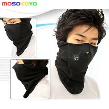 Neck Warm Face Mask For Motorcycle Balaclavas Hat Headgear Winter Skiing Ear BID