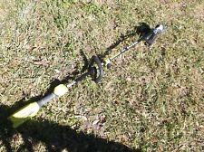 Ryobi Expand-It RY40006 40V Weed Grass String Trimmer & RY15523A Straight Atch