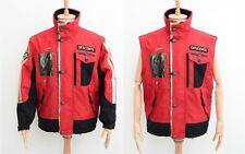 Vintage Descente Mens Ski Vest Gilet Jacket SUISSSE SKI TEAM (No hood) Size 50 M