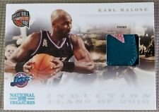 2010-11 National Treasures Karl Malone Prime Patch #13/25