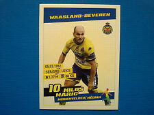 Panini Pro League 2016 n.377 Maric Waasland-Beveren