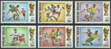 Timbres Sports Football Togo 796/8 PA216/8 * lot 23630