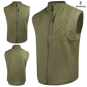 Browning Hell's Canyon Mercury Vest (M)- Capers