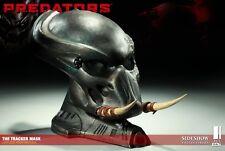 Tracker Predator Mask Prop Replica Figure.Statue 1:1  Sideshow Collectibles.