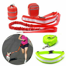 1 to 2 Double Leash Strong Bungee Dog Lead Splitter Coupler Twin Two Way Elastic
